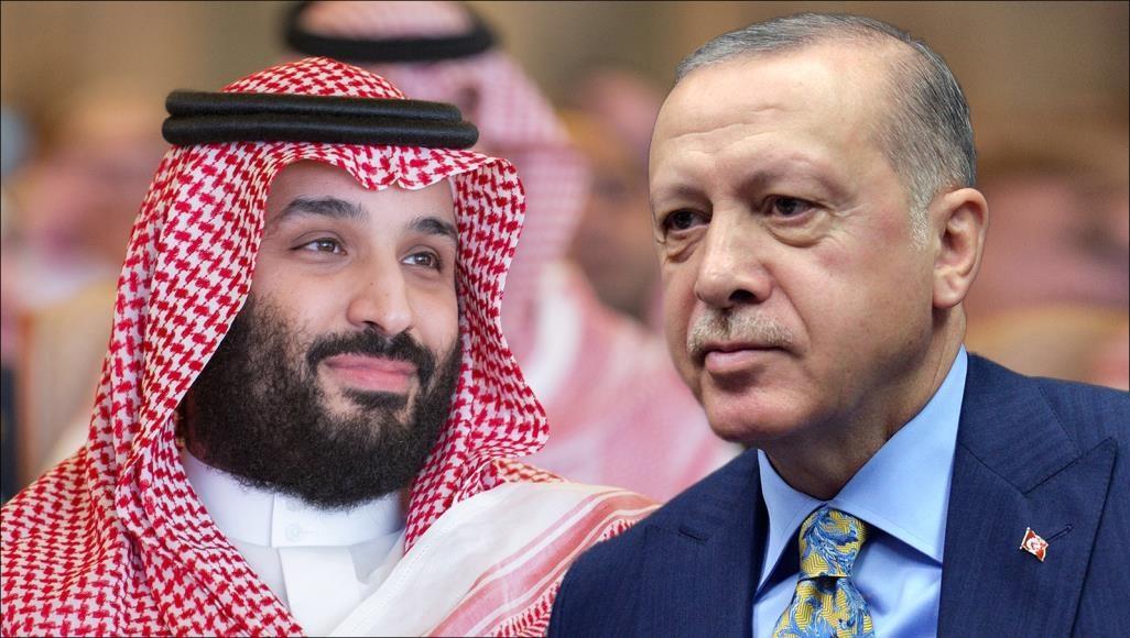 """ليست إيران.. """"أردوغان"""" في رسالة لـ""""محمد بن سلمان"""" تلك الدولة هي التي نفذت هجمات """"آرامكو"""""""
