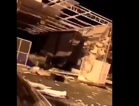 شاهد: أنباء عن تدمير السوق الإيراني بالفجيرة في الإمارات.. وناشطون يكشفون السبب (فيديو)