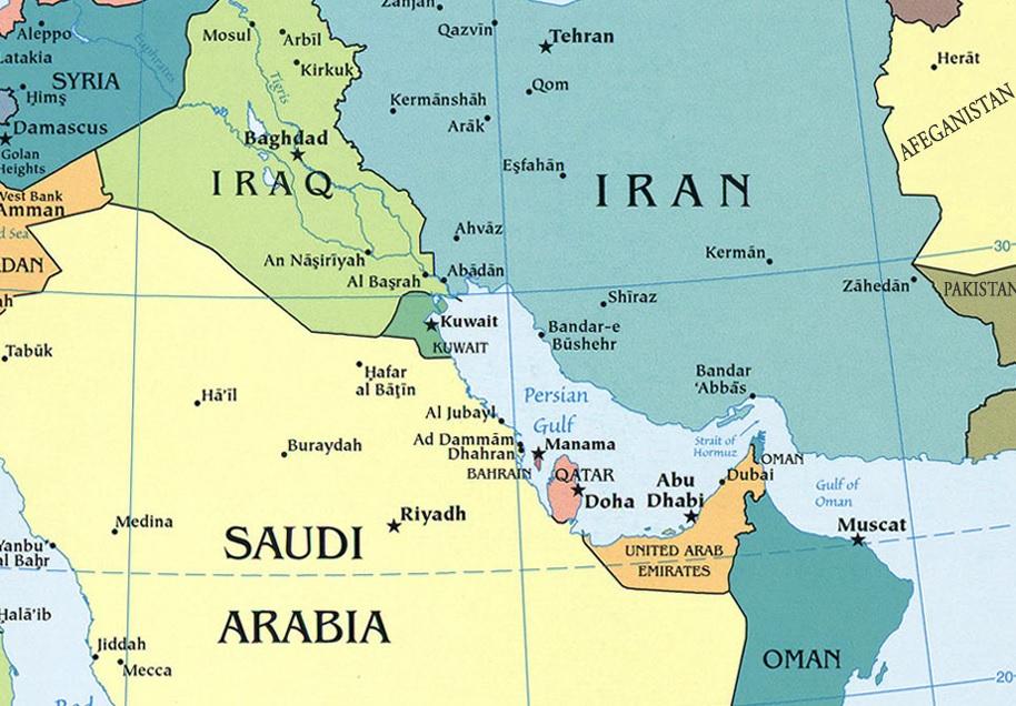 هجوم مشترك على سوريا والعراق والسعودية من قبل عدو مجهول