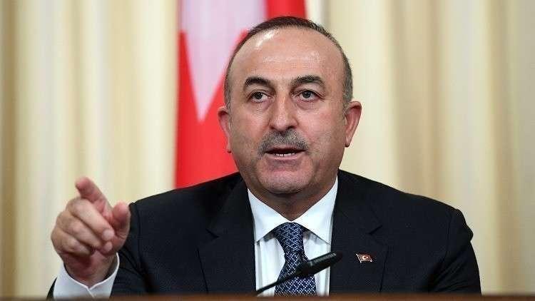 """في ظل الحملة الشرسة على إدلب وحماة.. وزير الخارجية التركي يبرئ """"جيش الأسد"""""""