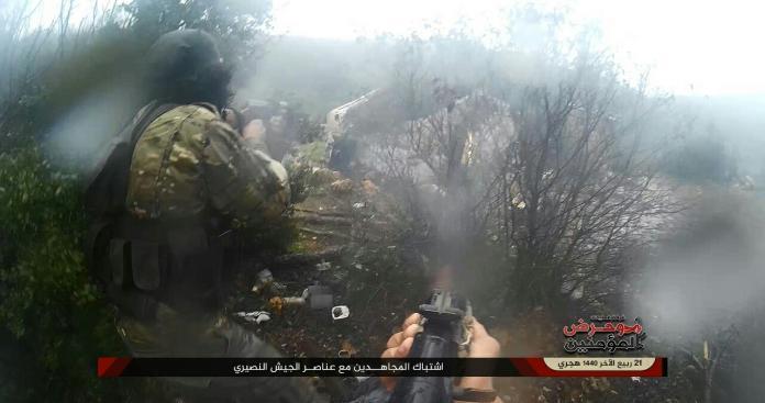 """""""وحرض المؤمنين"""" توجّه ضربة قوية للميليشيات الروسية في حماة"""