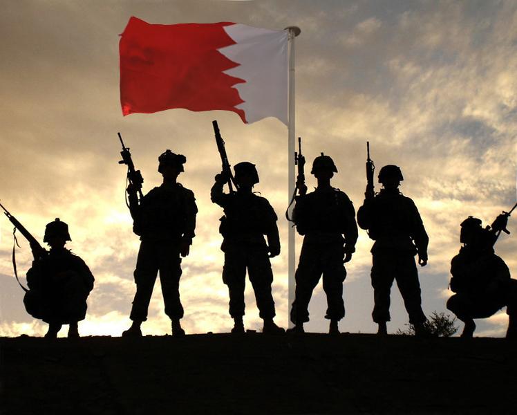 """في ظل أزمة تعصف بالأسرة الحاكمة.. بيان """"هام"""" من الحرس الوطني البحريني"""