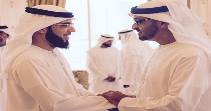 """""""نهاية التطبيل"""".. """"بن زايد"""" يطلق """"رصاصة الرحمة"""" على الإماراتي المُجنّس وسيم يوسف"""