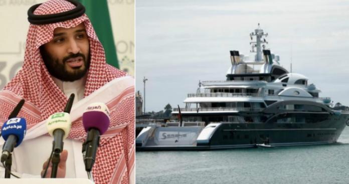 تقرير يكشف مفاجأة جديدة عن يخت محمد بن سلمان باهظ الثمن