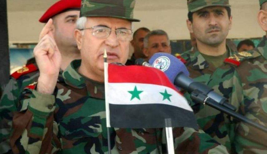 """وزير دفاع """"نظام الأسد"""" مع نظيره الإيراني: خياران فقط أمام إدلب"""