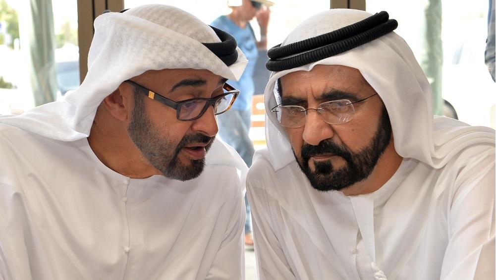 """مفاجأة صادمة بشأن دبي.. مخاوف محمد بن راشد في الاجتماع السري مع """"ابن زايد"""" تحققت"""