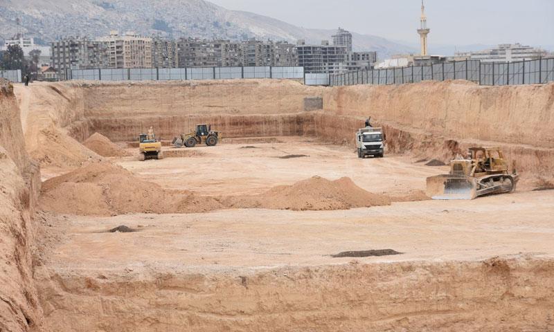 لم يسمع بهِ أحد.. كشف تفاصيل مشروع إيراني بين حمص ودمشق